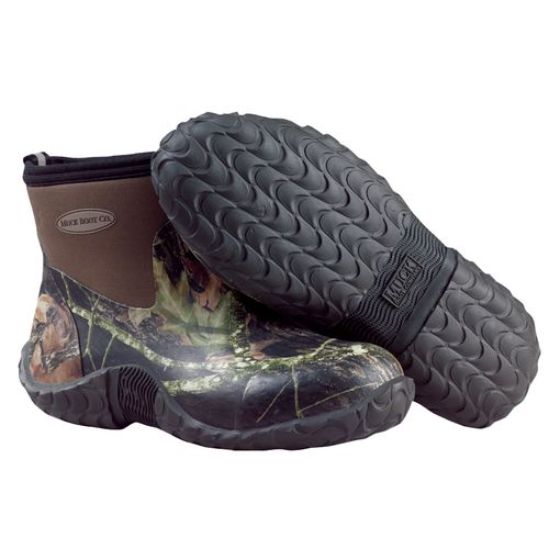 Muck Boot Adults' Mossy Oak Break-Up® Camo Camp Boots