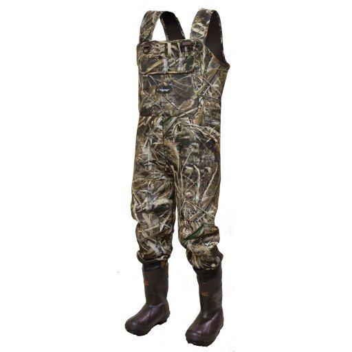 frogg toggs® MarshTogg 3.5 Bull Hide Neoprene Realtree Max-5® Boot-Foot Wader