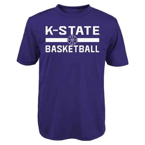 NCAA Boys' Kansas State University Practice Graphic Short