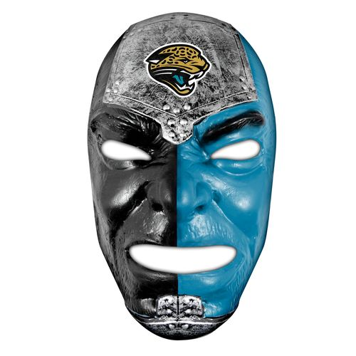 Franklin Adults' Jacksonville Jaguars Fan Face Mask