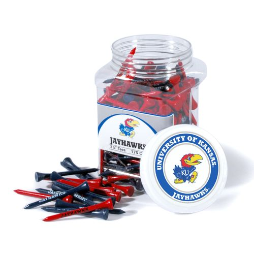 Team Golf University of Kansas Tees 175-Pack