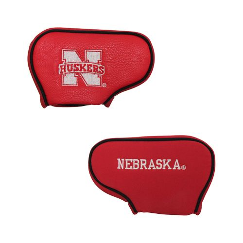 Team Golf University of Nebraska-Lincoln Blade Putter Cover - view number 1