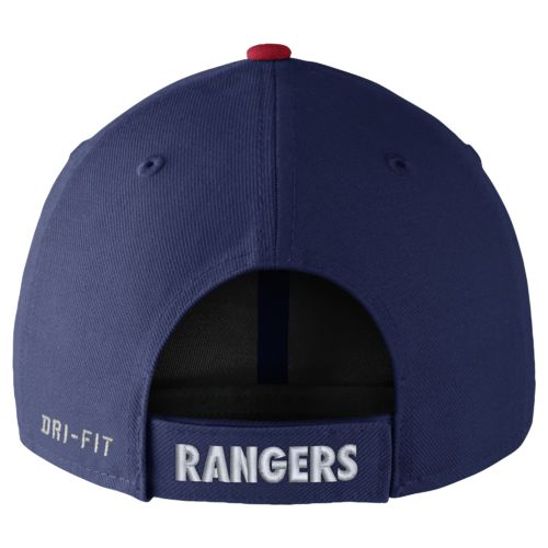 Nike™ Adults' Texas Rangers Dri-FIT Wool Classic Cap - view number 2
