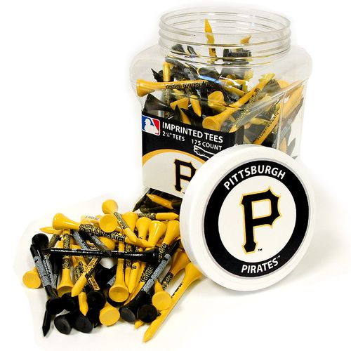 Team Golf Pittsburgh Pirates Tees 175-Pack