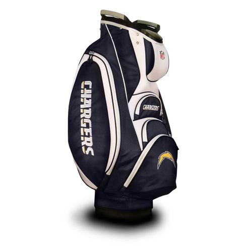Team Golf San Diego Chargers Victory Cart Golf Bag