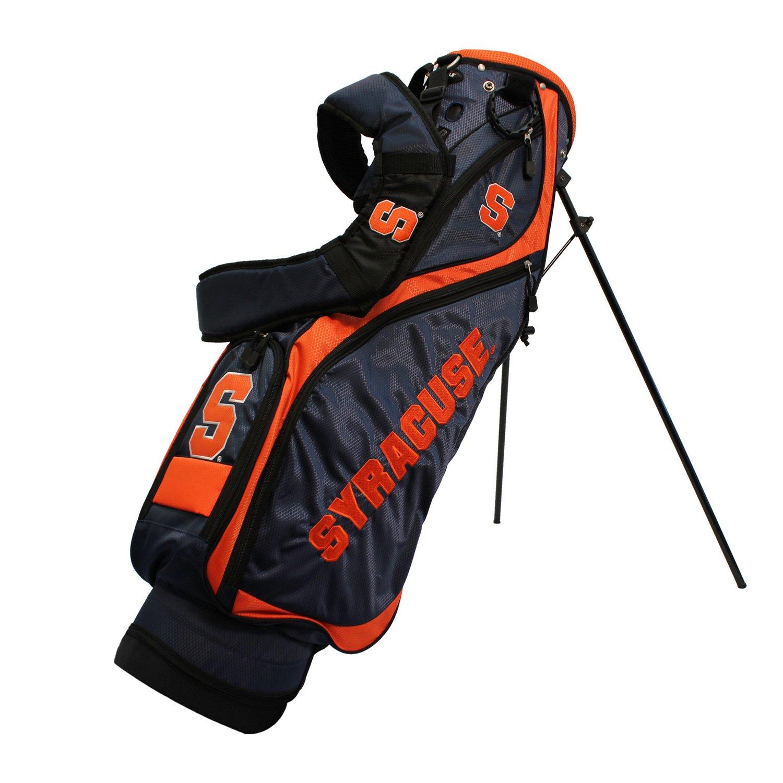 Team Golf Syracuse University Nassau Golf Stand Bag