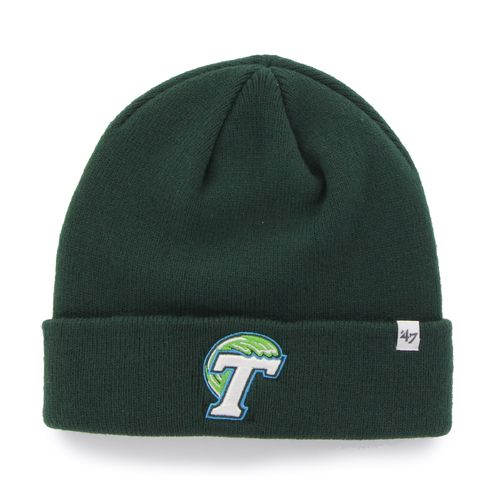 '47 Men's Tulane University Raised Cuff Knit Hat