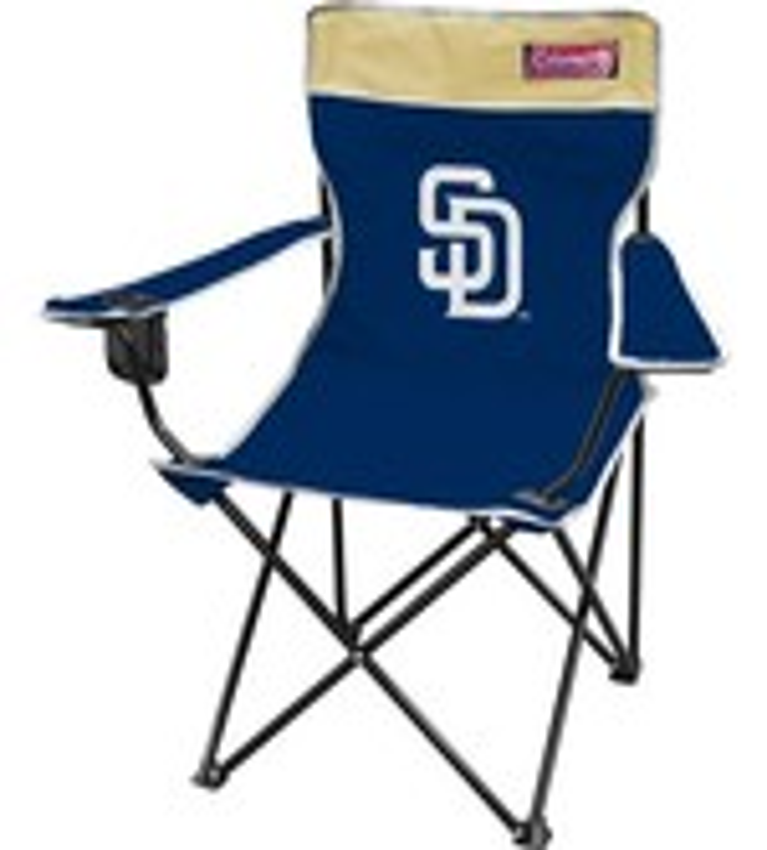 Coleman® San Diego Padres Quad Chair