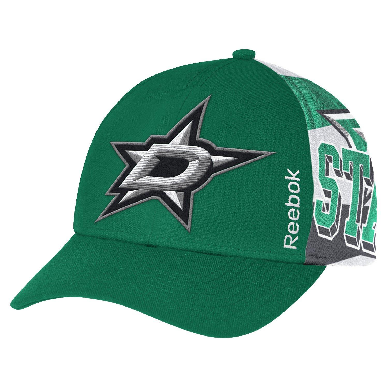 Reebok Men's Dallas Stars Center Ice® Structured Adjustable