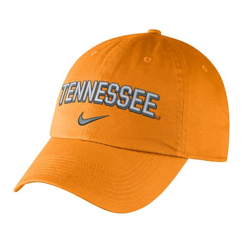 Nike™ Men's University of Tennessee Heritage86 Wordmark Swoosh Flex Cap - view number 1