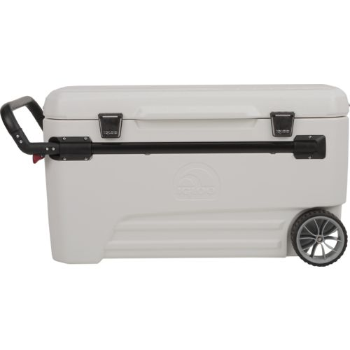 Igloo Glide™ 110-qt.  Marine Wheeled Cooler - view number 1