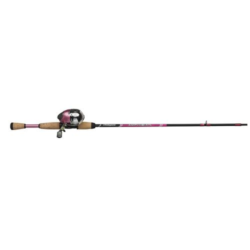 Shakespeare® Amphibian® 5'6'' M Spincast Rod and Reel