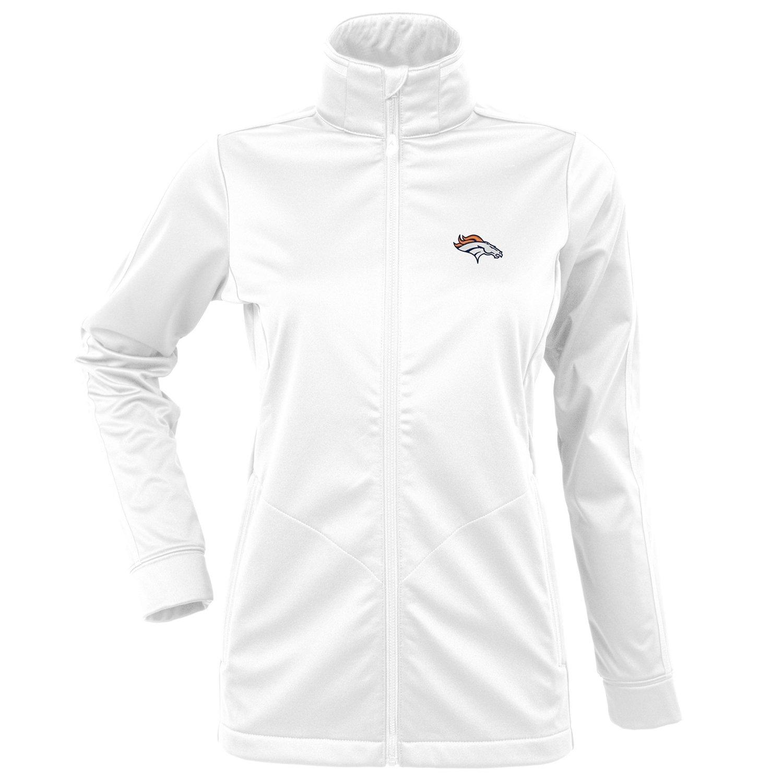 Antigua Women's Denver Broncos Golf Jacket