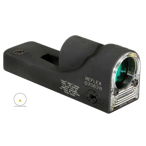 Trijicon Reflex Amber Triangle Sight