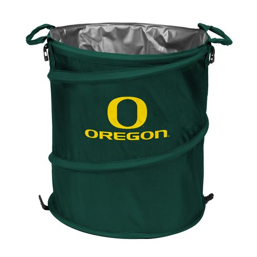Logo™ University of Oregon Collapsible 3-in-1 Cooler/Hamper/Wastebasket