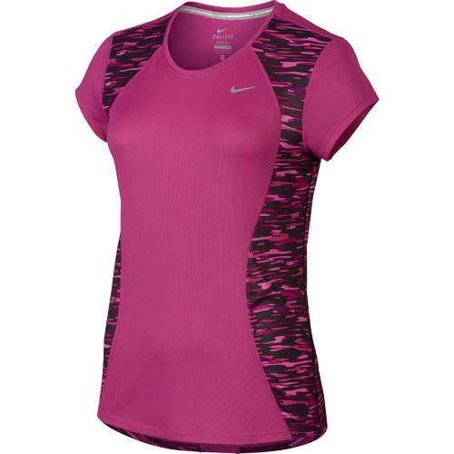 Nike Women's Racer Short Sleeve Running Top