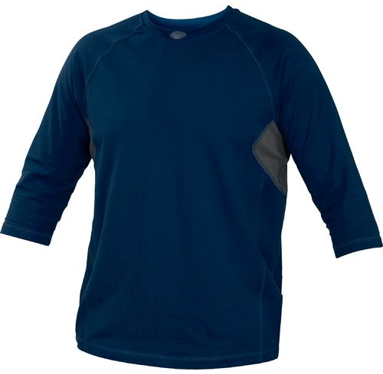 Rawlings® Men's 3/4 Sleeve Performance Shirt