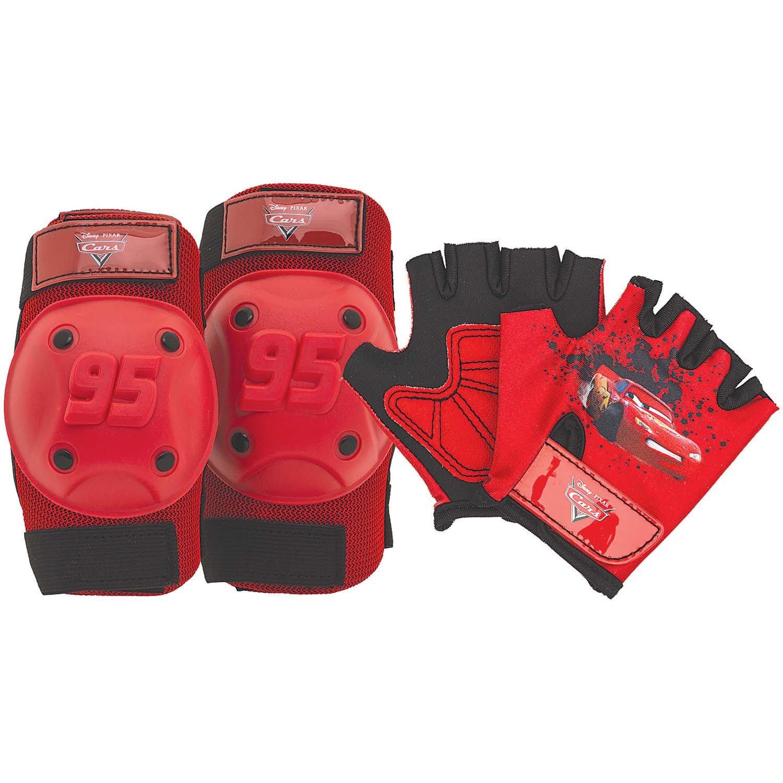 Bell Kids' Disney Pixar Cars Pads and Gloves