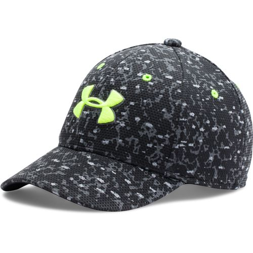 Under Armour Boys' Printed Blitzing Cap