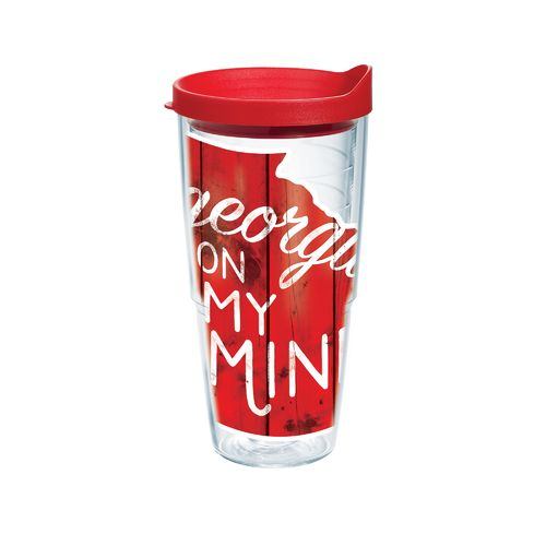 Tervis Georgia on My Mind 24 oz. Tumbler with Lid