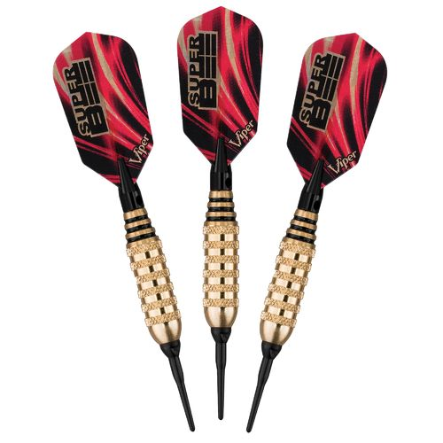 Viper Super Bee 16-Gram Soft-Tip Darts 3-Pack - view number 1