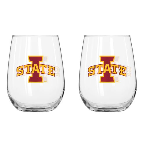 Boelter Brands Iowa State University 16 oz. Curved