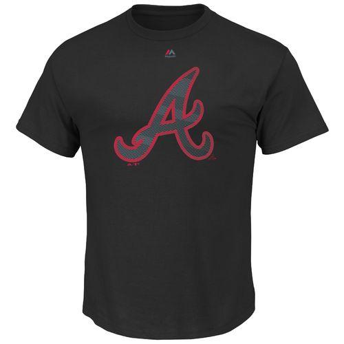 Majestic Men's Atlanta Braves Superior Play T-shirt