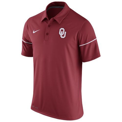 Nike Men's University of Oklahoma Team Issue Polo