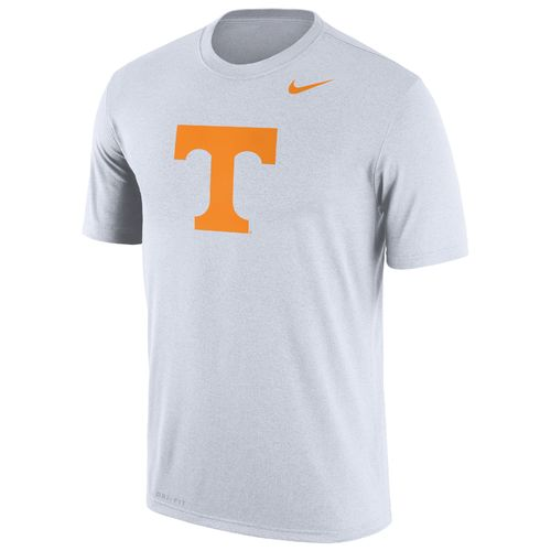 Nike Men's University of Tennessee Dri-FIT Legend Logo Short Sleeve T-shirt - view number 1