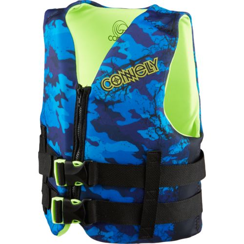 Connelly Boys' Neoprene Life Vest