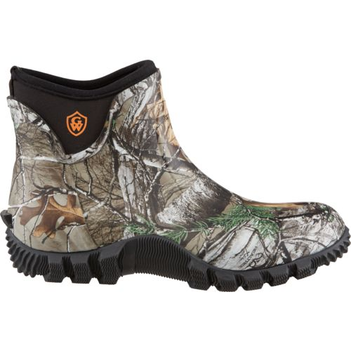 Display product reviews for Game Winner® Men's Realtree Xtra® Puddler Mid III Hunting Shoes