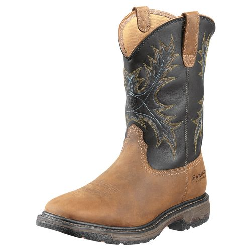 Display product reviews for Ariat Men's Workhog H2O Work Boots