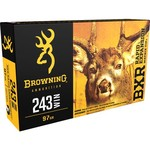 Browning Deer Hunting .243 Winchester 97-Grain Rifle Ammunition - view number 1