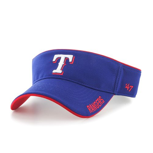 '47 Men's Texas Rangers Top Rope Visor