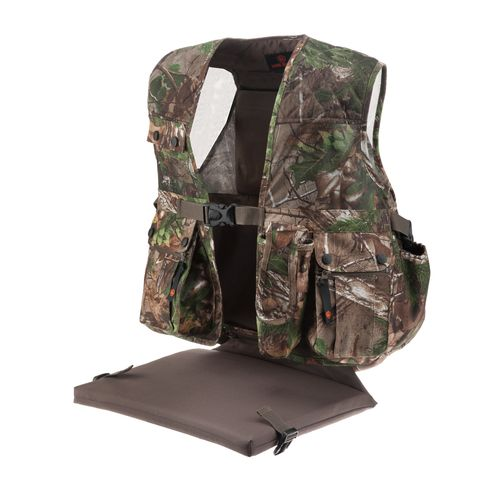 Game Winner Kids' Realtree Xtra Green Turkey Vest