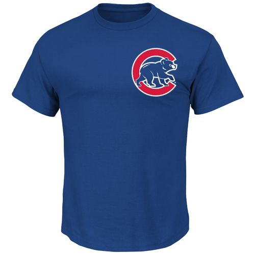 Majestic Men's Chicago Cubs Jason Heyward #22 T-shirt - view number 2