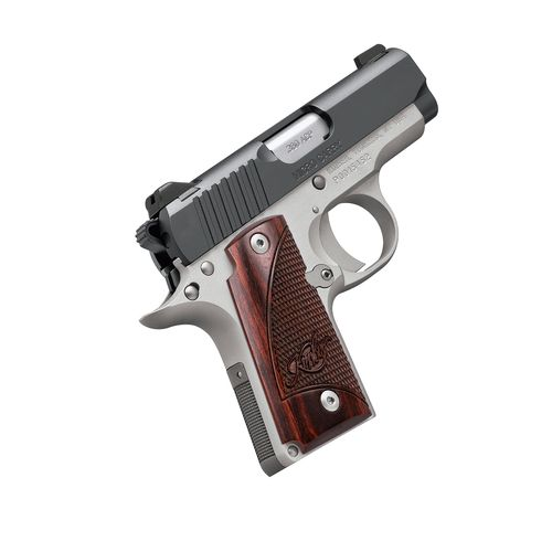 Kimber Micro Carry 2-Tone .380 ACP Semiautomatic Pistol - view number 2
