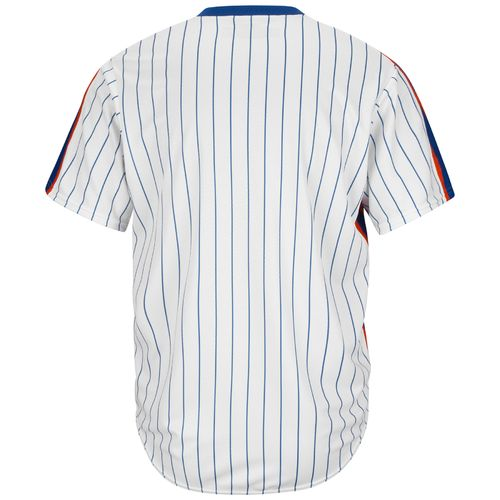 Majestic Men's New York Mets Cooperstown Cool Base 1986 Replica Jersey - view number 2