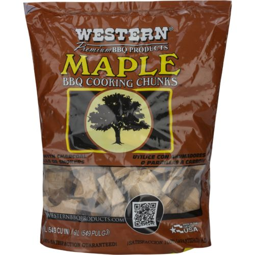 Western Maple Cooking Chunks