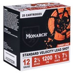 Monarch® Target Loads 12 Gauge Shotshells