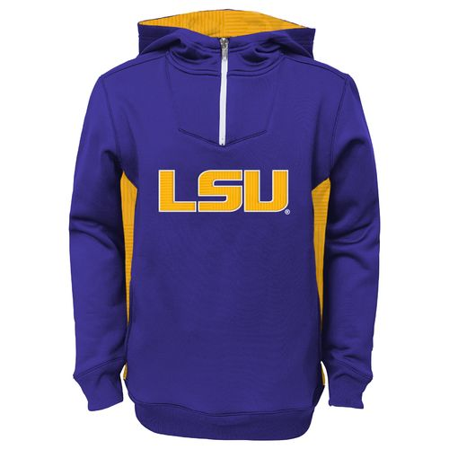 NCAA Kids' Louisiana State University Pullover Hoodie