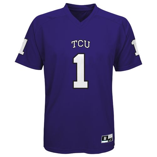 Gen2 Boys' Texas Christian University Mascot Performance T-shirt