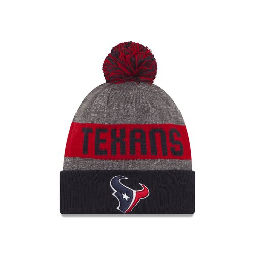 New Era Men's Houston Texans Sport Knit Cap