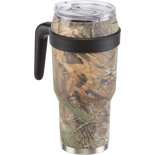 Reduce® COLD-1 40 oz. Realtree Mug with Handle - view number 2