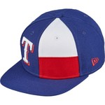 New Era Men's Texas Rangers TX Flag 9FIFTY® Snapback Cap