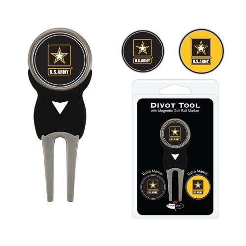 Team Golf Army West Point Divot Tool and