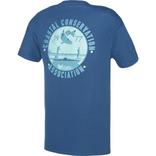 CCA™ Men's Marsh Boat T-shirt