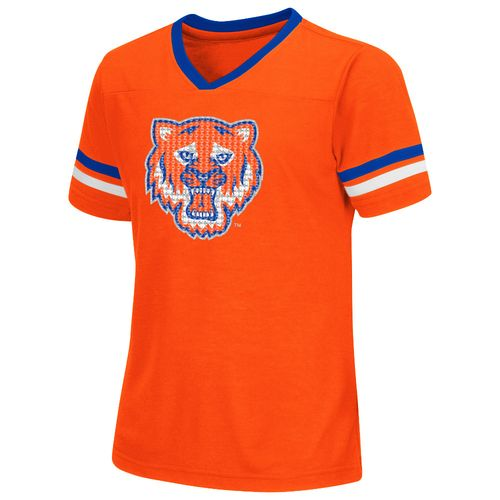 Colosseum Athletics™ Girls' Sam Houston State University Titanium T-shirt
