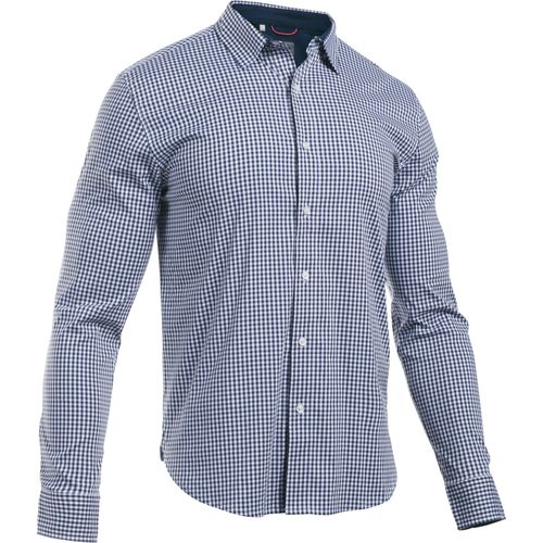 Under Armour™ Men's Performance Woven Long Sleeve Shirt