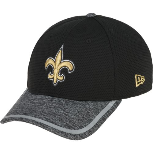New Era Men's New Orleans Saints 39THIRTY OnField Training Cap